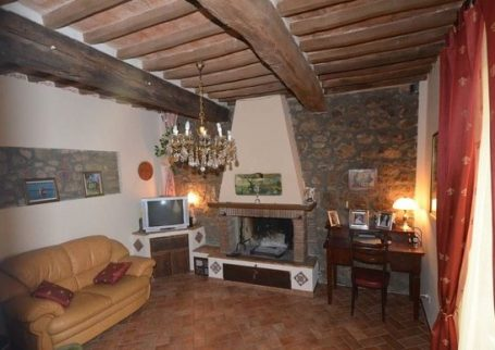 Atp 113 Appartamento Pitigliano