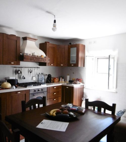 Atp 150 Appartamento Pitigliano Casone